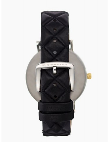 Chic Time | Montre Femme Kate Spade Metro KSWB0125 Noir  | Prix : 159,20€