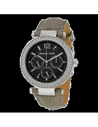 Chic Time   Montre Femme Michael Kors Parker MK2544 Marron    Prix : 199,00€