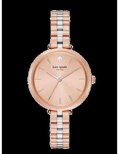Chic Time | Montre Femme Kate Spade Holland KSWB0860 Or Rose  | Prix : 183,20€
