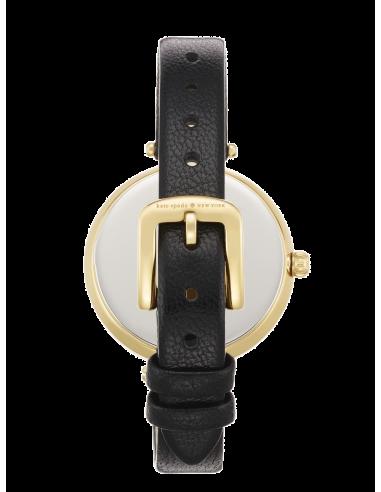 Chic Time | Montre Femme Kate Spade Holland KSWB0811 Noir  | Prix : 159,20€