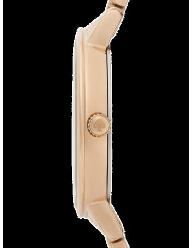 Chic Time | Montre Femme Kate Spade Gramercy KSWB0641 Or Rose  | Prix : 183,20€