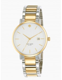 Chic Time | Montre Femme Kate Spade Gramercy KSWB0108 Argent  | Prix : 183,20€