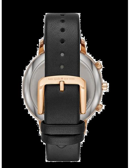 Chic Time | Montre Femme Kate Spade Metro KST23100 Noir  | Prix : 207,20€