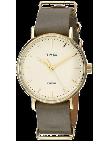 Chic Time | Montre Femme Timex Weekender Fairfield TW2P985009J Vert  | Prix : 47,20€