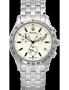 Chic Time | Montre Homme Bulova Chronographe Classique 63B122  | Prix : 435,00€