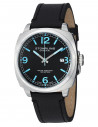 Chic Time | Montre Homme Stuhrling Original Aviator 451.331551 Noir  | Prix : 116,90€