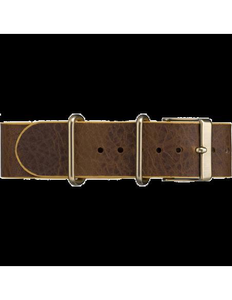 Chic Time   Montre Homme Timex Weekender TW2P853009J Marron    Prix : 71,20€