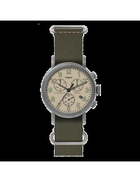 Chic Time | Montre Homme Timex Weekender TW2P855009J Vert  | Prix : 71,20€