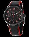 Chic Time | Montre Homme Stuhrling Original Monaco 668.01 Noir  | Prix : 169,90€