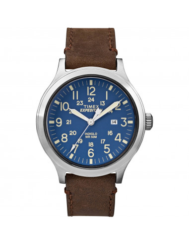 Chic Time | Montre Homme Timex Expedition TW4B064009J Marron  | Prix : 47,20 €
