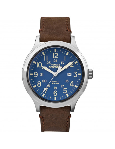Chic Time | Montre Homme Timex Expedition TW4B064009J Marron  | Prix : 47,20€