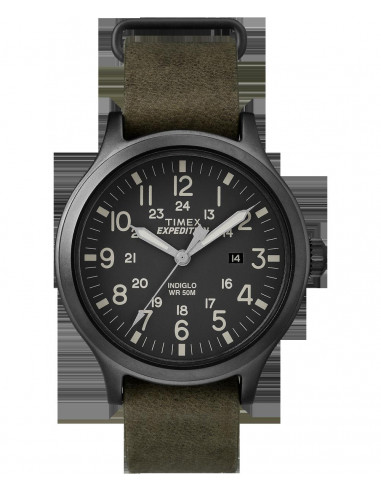 Chic Time | Montre Homme Timex Expedition TW4B067009J Vert  | Prix : 47,20€