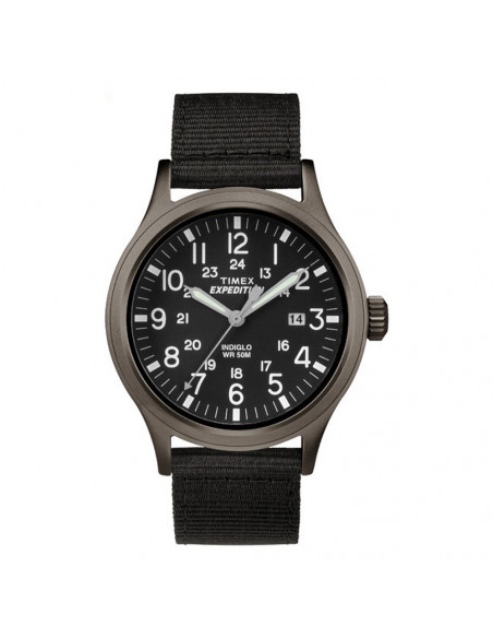 Chic Time | Montre Homme Timex Expedition TW4B069009J Noir  | Prix : 59,00€