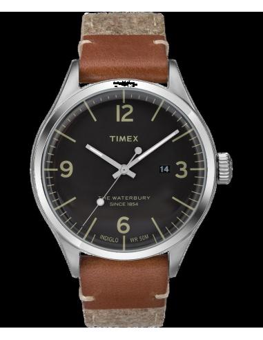 Chic Time   Montre Homme Timex Waterbury TW2P95600ZA Beige    Prix : 79,20€