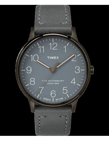 Chic Time | Montre Homme Timex Waterbury TW2P96000ZA Gris  | Prix : 71,20€