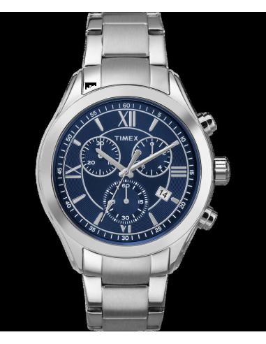 Chic Time | Montre Homme Timex TW2P940009J Argent  | Prix : 79,20€