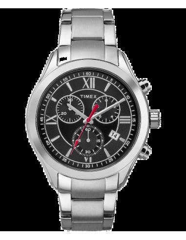 Chic Time | Montre Homme Timex TW2P939009J Argent  | Prix : 79,20€