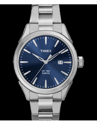 Chic Time   Montre Homme Timex Chesapeake TW2P968009J Argent    Prix : 55,20€