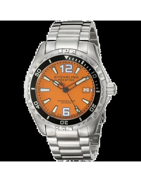 Chic Time | Montre Homme Stührling Original 382.331117 Argent  | Prix : 251,49€