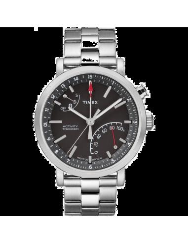 Chic Time | Montre Homme Timex Metropolitan TW2P99000ZA Argent  | Prix : 151,20€