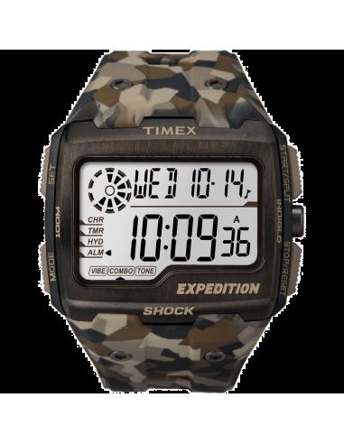 Chic Time | Montre Homme Timex Expedition TW4B073009J Marron  | Prix : 87,20€
