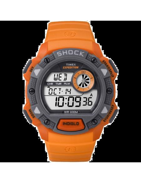 Chic Time | Montre Homme Timex Expedition TW4B076009J Orange  | Prix : 47,20€