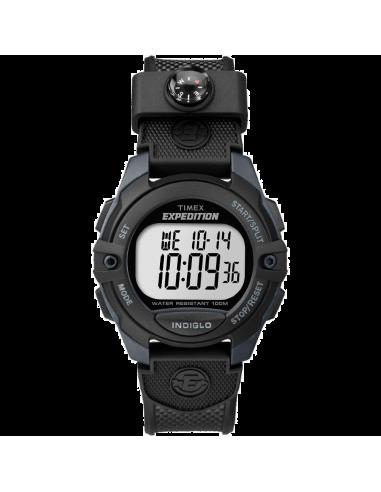 Chic Time   Montre Homme Timex Expedition TW4B077009J Noir    Prix : 39,20€