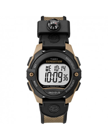 Chic Time | Montre Homme Timex Expedition TW4B078009J Marron  | Prix : 39,20 €