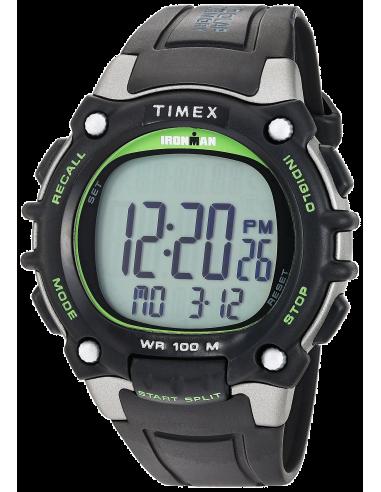 Chic Time | Montre Homme Timex Ironman TW5M034009J Noir  | Prix : 63,20€