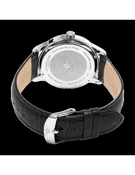 Chic Time | Montre Homme Stuhrling Original Symphony 572.01 Noir  | Prix : 153,99€