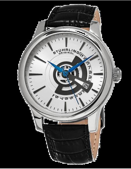 Chic Time | Montre Homme Stuhrling Original Symphony 787.01 Noir  | Prix : 132,30€