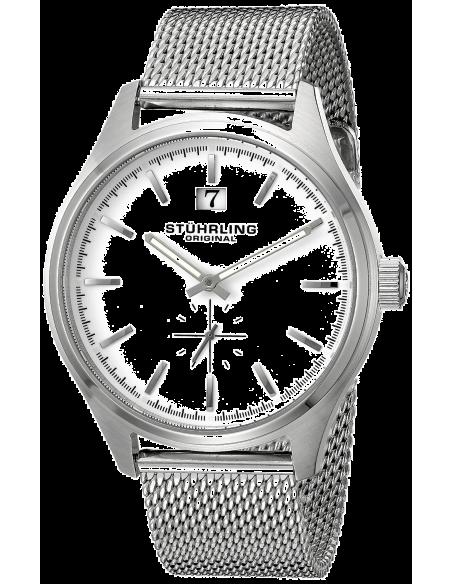 Chic Time | Montre Homme Stuhrling Original Symphony 790.01 Argent  | Prix : 182,90€