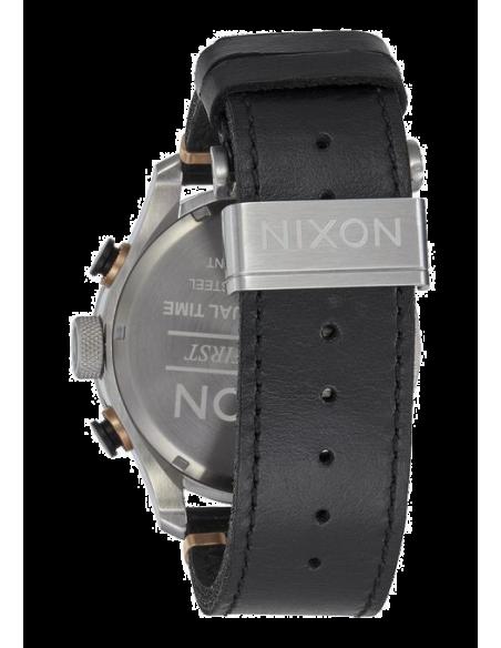 Chic Time   Montre Homme Nixon Safari A1082-2051 Noir    Prix : 375,00€