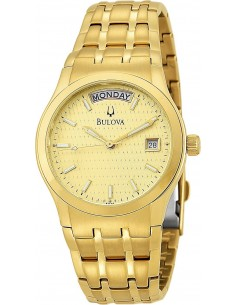 Chic Time | Montre Homme Bulova Bracelet 97C48  | Prix : 134,25€