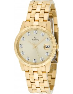 Chic Time | Montre Homme Bulova Diamand 97F43  | Prix : 207,90 €