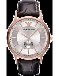 Chic Time | Montre Homme Armani Classic AR9101 Marron  | Prix : 229,00€