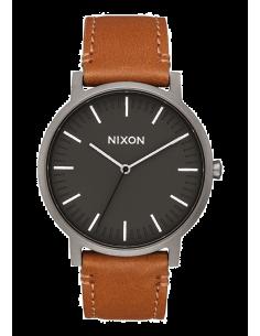 Chic Time | Montre Homme Nixon Porter A1058-2494 Marron  | Prix : 189,00€