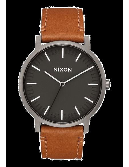 Chic Time | Montre Homme Nixon Porter A1058-2494 Marron  | Prix : 150,00€