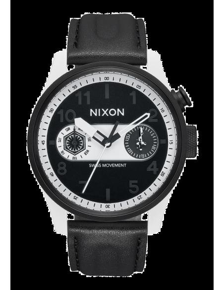 Chic Time   Montre Homme Nixon Safari A977SW-2243 Noir    Prix : 350,00€
