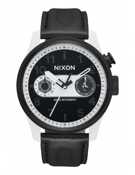 Chic Time | Montre Homme Nixon Safari A977SW-2243 Noir  | Prix : 350,00€