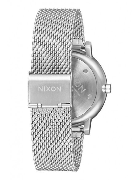 Chic Time   Montre Femme Nixon Rollo A1087-307 Argent    Prix : 210,00€