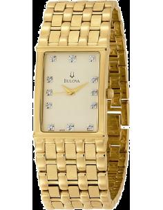 Chic Time | Montre Homme Bulova Diamant 97F52  | Prix : 359,90€