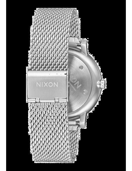 Chic Time | Montre Femme Nixon Rollo A1087-2450 Argent  | Prix : 210,00€