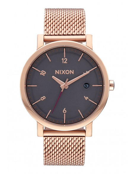 Chic Time | Montre Femme Nixon Rollo A1087-2449 Or Rose  | Prix : 240,00 €