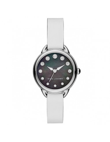 Chic Time | Montre Femme Marc by Marc Jacobs MJ1512 Blanc  | Prix : 179,00€