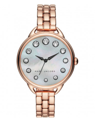 Chic Time | Montre Femme Marc by Marc Jacobs Betty MJ3515 Or Rose  | Prix : 183,20€