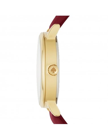 Chic Time | Montre Femme Kate Spade Metro KSW1188 Rouge  | Prix : 158,00€