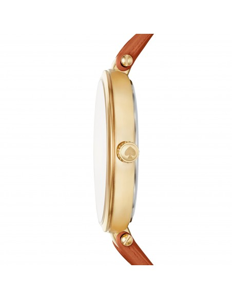 Chic Time | Montre Femme Kate Spade Holland KSW1156 Marron  | Prix : 159,20€
