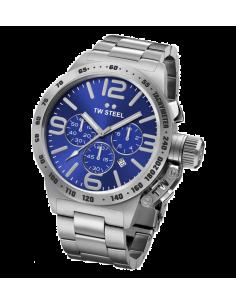 Chic Time | Montre Homme TW Steel Canteen Bracelet CB13  | Prix : 529,00€