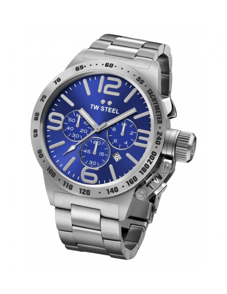 Chic Time | Montre Homme TW Steel Canteen Bracelet CB13  | Prix : 399,90€
